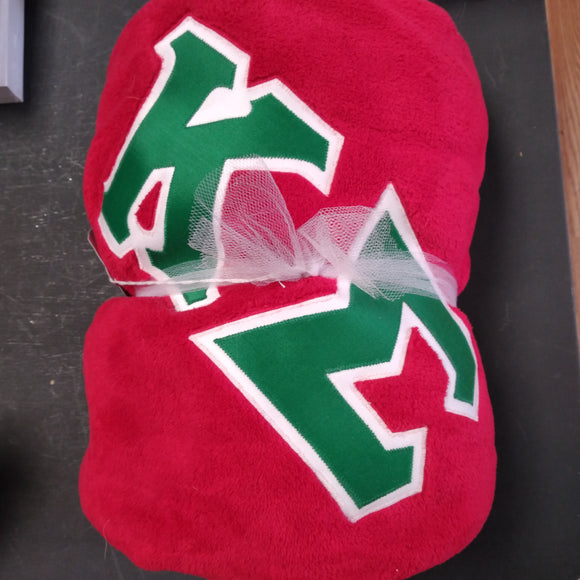 Plush Fleece Blanket - Kappa Sigma