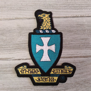 Embroidered Patch - Sigma Chi