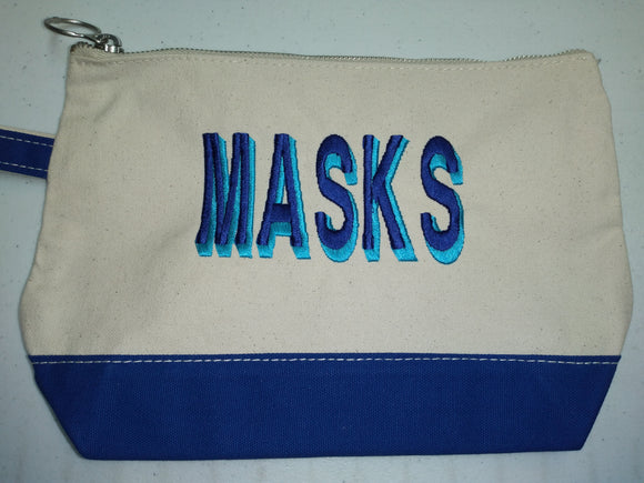 Mask Storage Bag - 3D Shadow