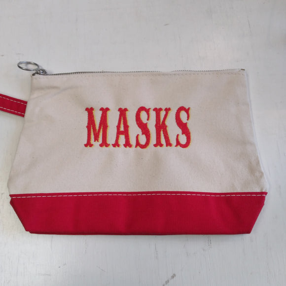 Mask Storage Bag - Western Shadow