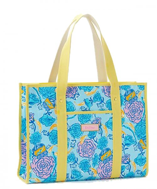 The Lilly Pulitzer Original Tote - Alpha Xi Delta