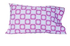 Mascot Pillowcase - Quatrefoil