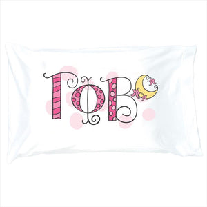 Sorority Pillowcase - Gamma Phi Beta