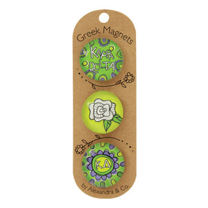 Greek Magnet Set - Kappa Delta