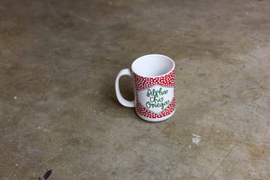 Small Dot Mug - Alpha Chi Omega