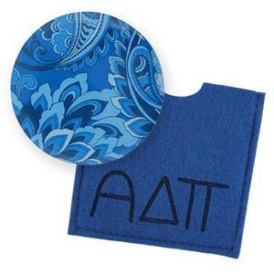 Button Mirror - Alpha Delta Pi