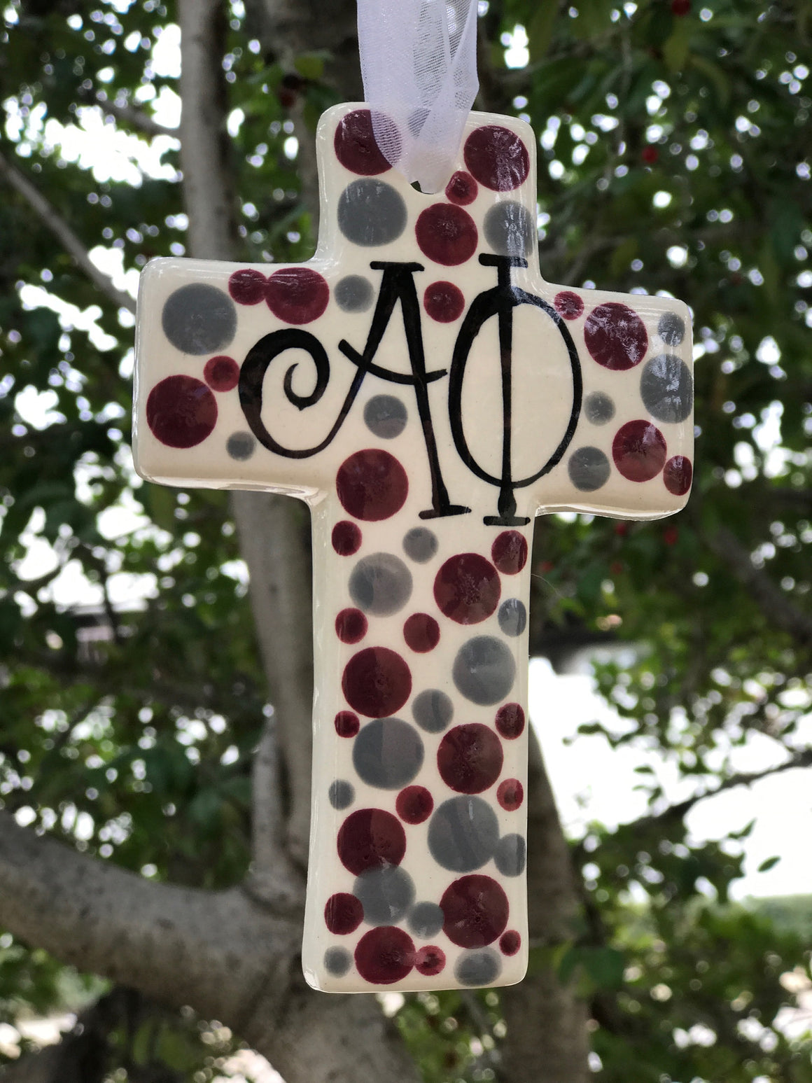 Small Cross - Alpha Phi