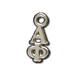 Small Vertical Letter Drop - Alpha Phi
