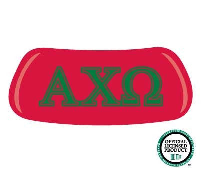 Eye Black - Alpha Chi Omega