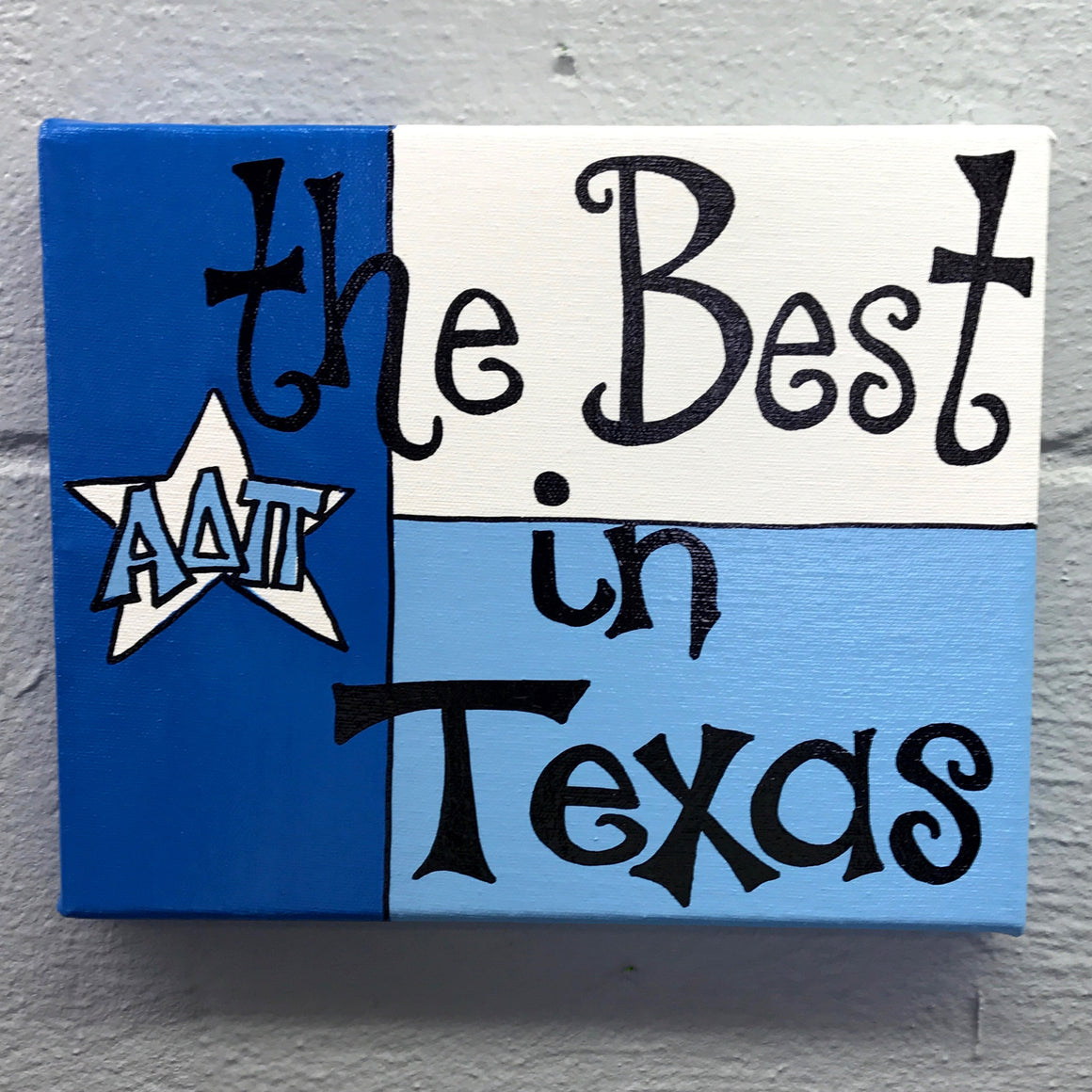 Best in Texas - Alpha Delta Pi