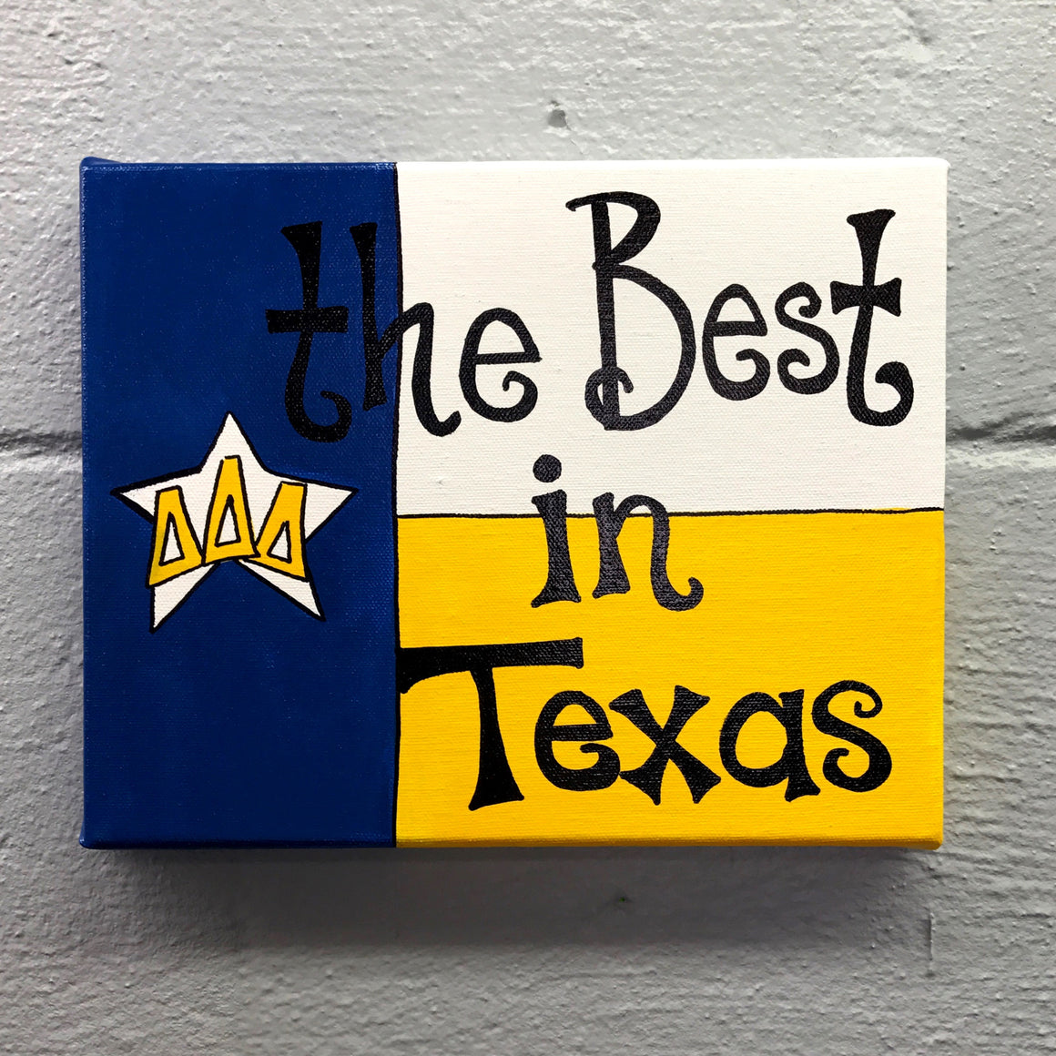 Best in Texas - Delta Delta Delta