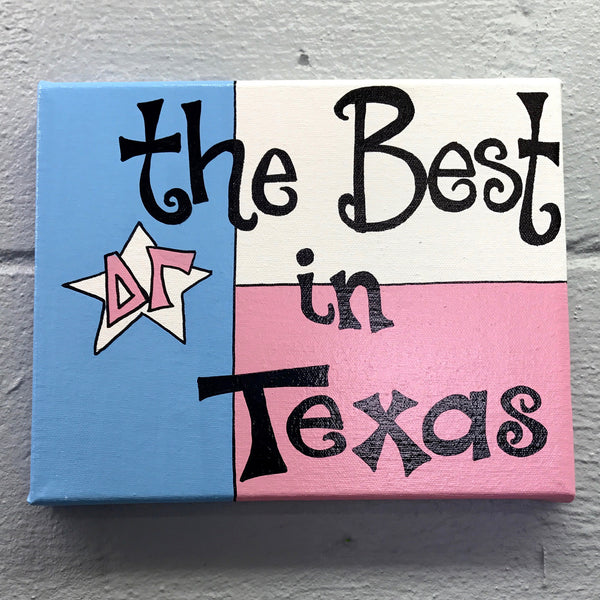 Best in Texas - Delta Gamma
