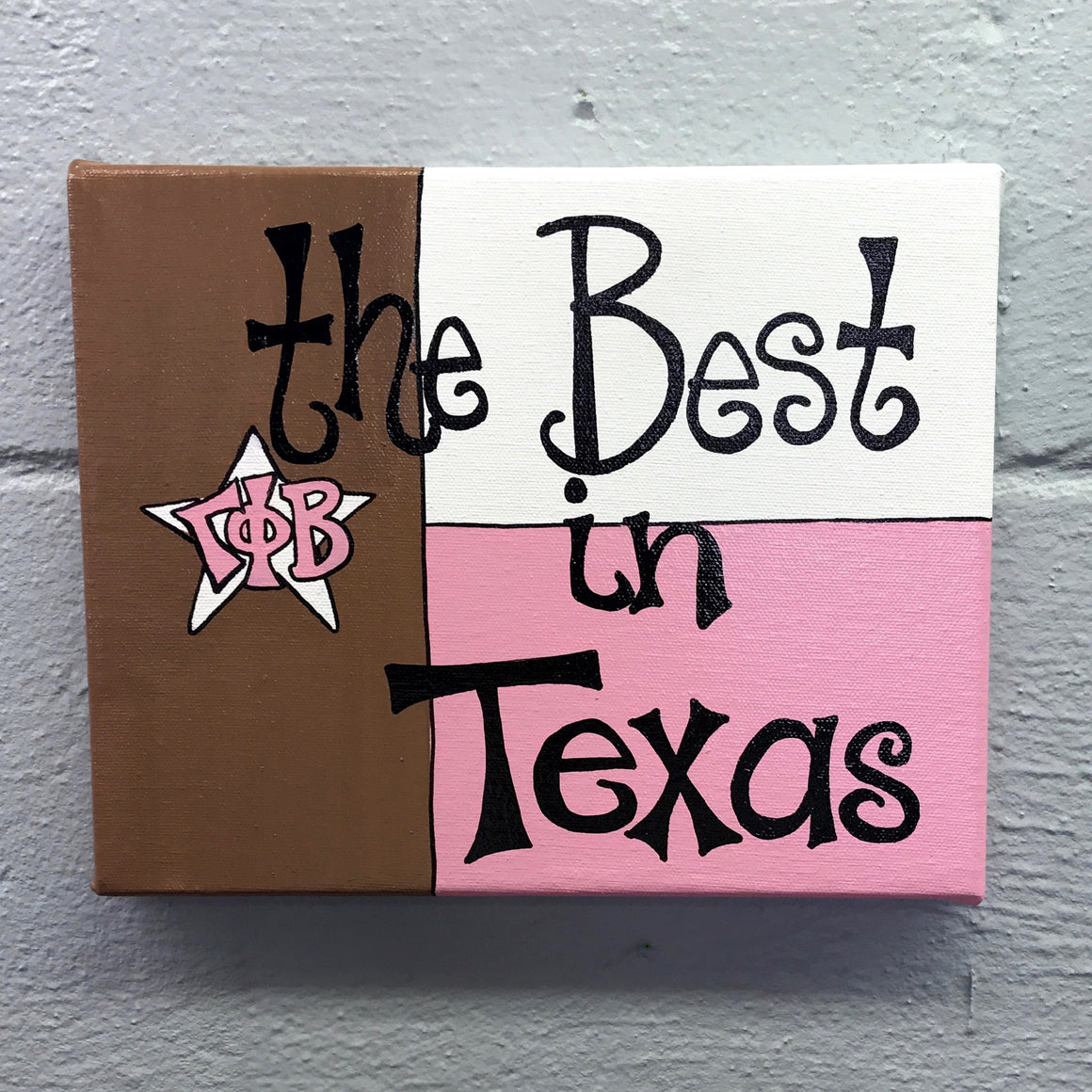 Best in Texas - Gamma Phi Beta