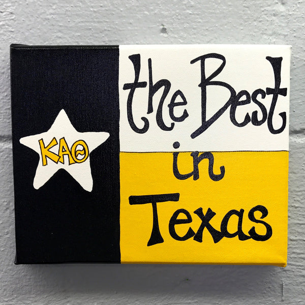 Best in Texas - Kappa Alpha Theta