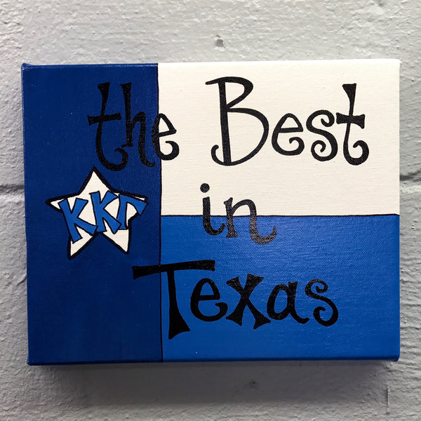 Best in Texas - Kappa Kappa Gamma