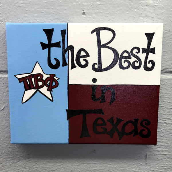 Best in Texas - Pi Beta Phi