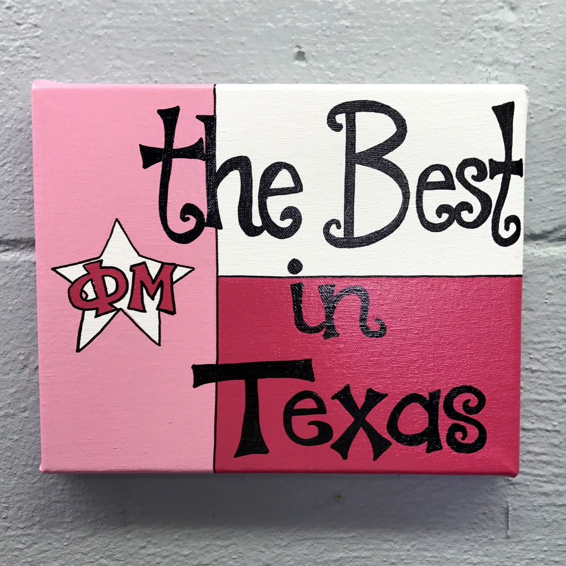 Best in Texas - Phi Mu