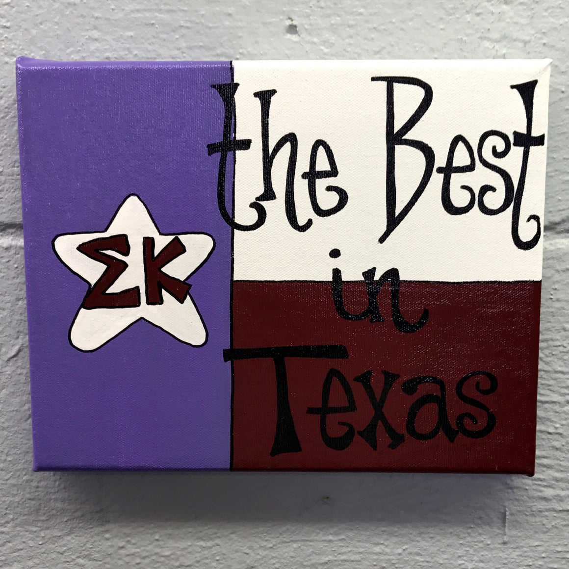 Best in Texas - Sigma Kappa