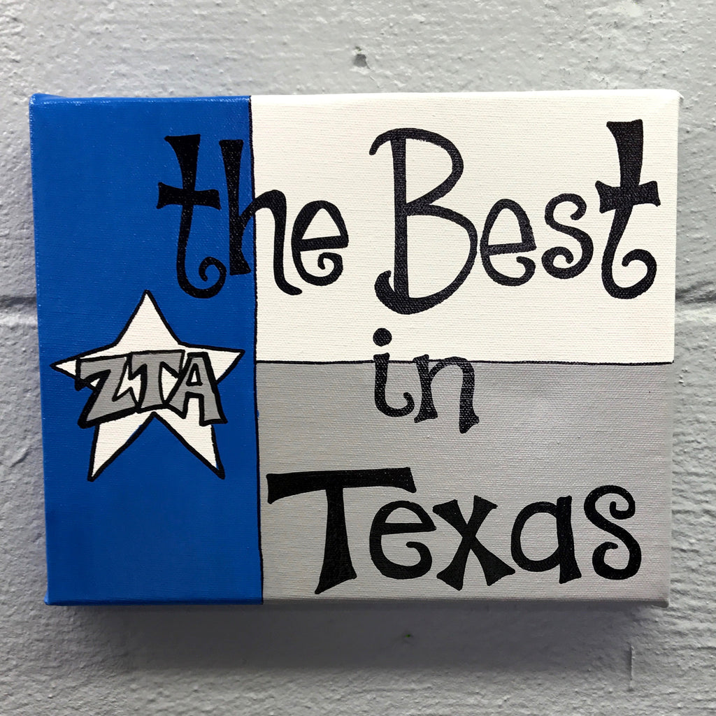 Best in Texas - Zeta Tau Alpha