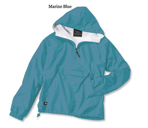 Charles River Rain Jacket - Kappa Kappa Gamma - Texas Christian University