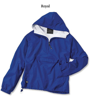 Charles River Rain Jacket - Pi Beta Phi - Texas Christian University