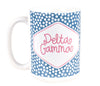 Small Dot Mug - Delta Gamma