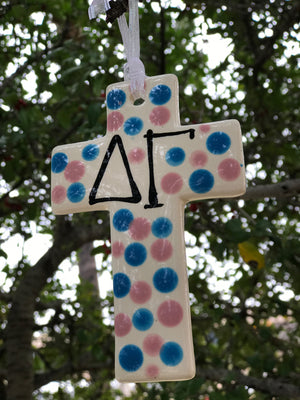 Small Cross - Delta Gamma