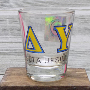 Shot Glasses - Delta Upsilon
