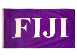 Fraternity Flag - Fiji