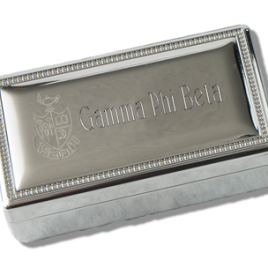 Pin Box - Gamma Phi Beta