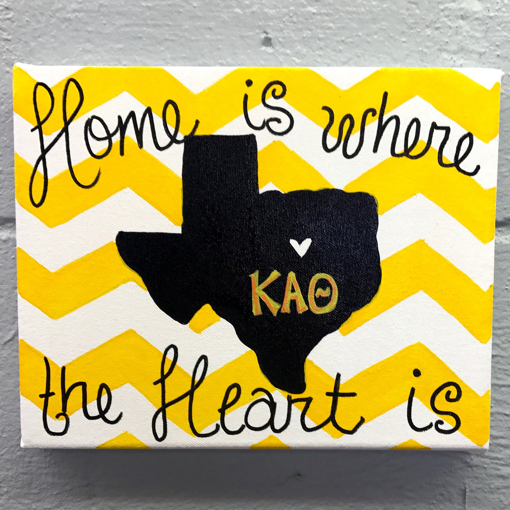 Home is where Kappa Alpha Theta is
