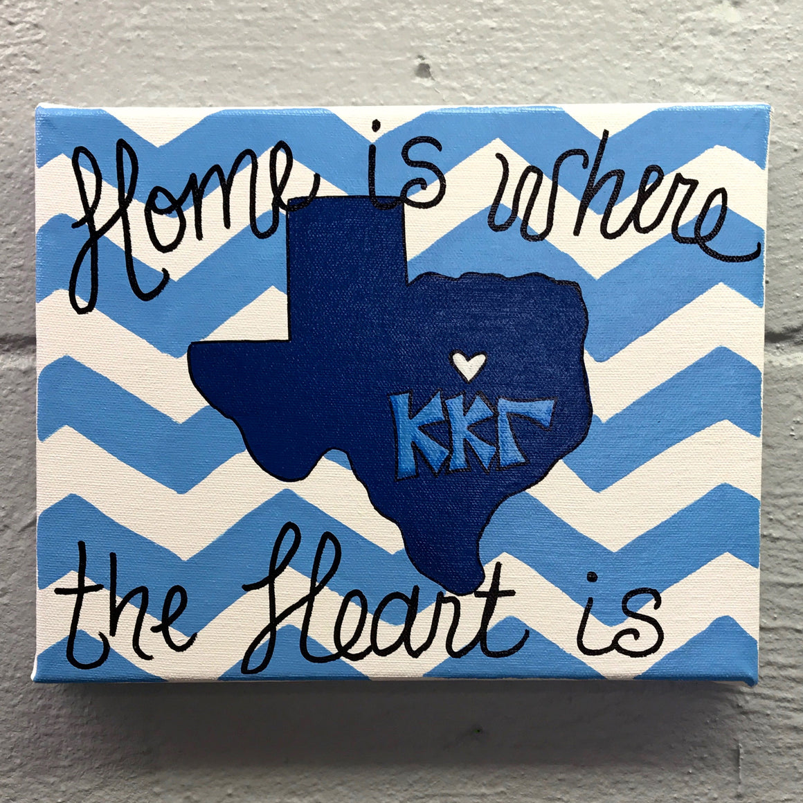 Home is where Kappa Kappa Gamma is