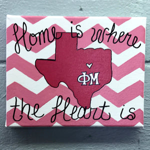 Home is where Phi Mu is