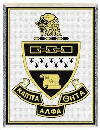 Limited Edition Afghan Blanket - Kappa Alpha Theta