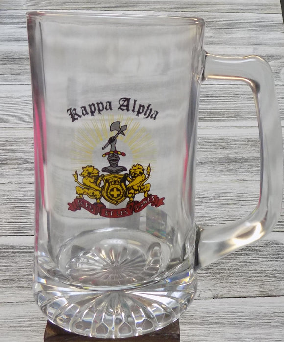 Glass Stein - Kappa Alpha