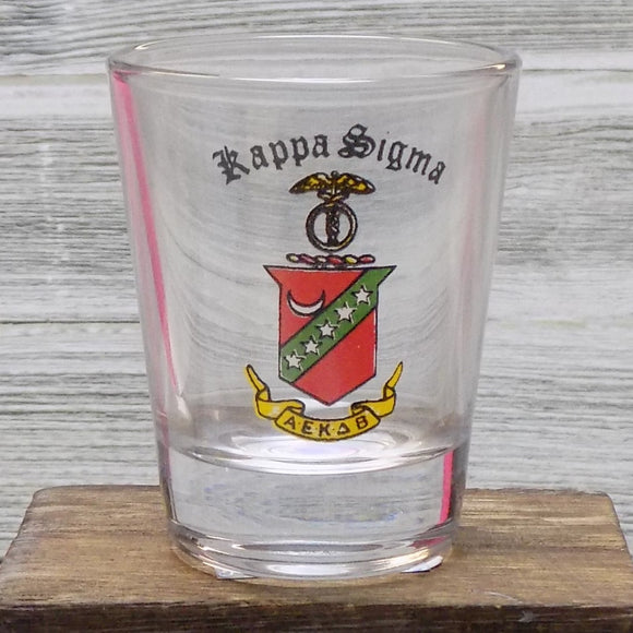 Shot Glasses - Kappa Sigma