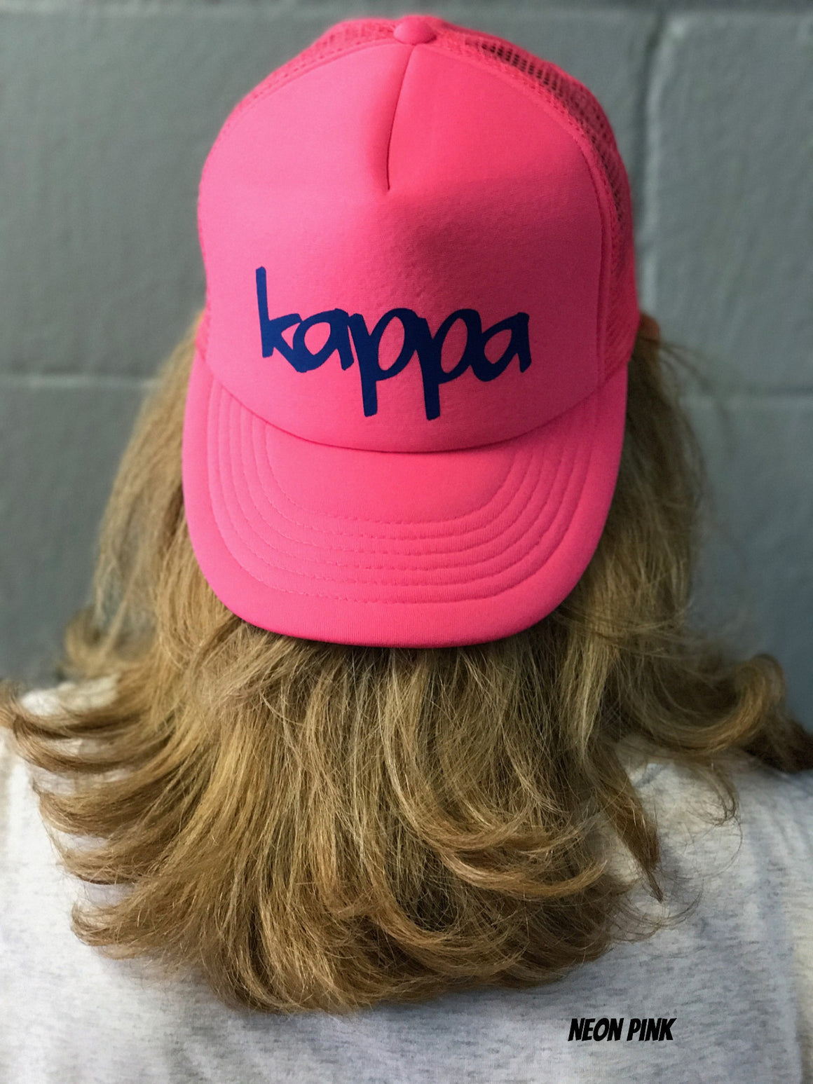 Highlighter Baseball Hats - Kappa Kappa Gamma