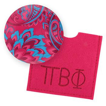 Button Mirror - Pi Beta Phi