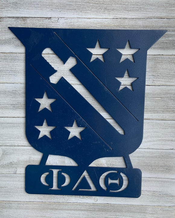 Metal Wall Decor - Phi Delta Theta