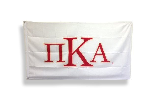 Fraternity Flag - Pi Kappa Alpha