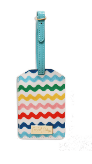 Luggage Tag - Making Waves