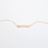 Sorority Bar Neckalce