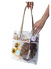 Stadium Tote Bag - Multi Color Confetti