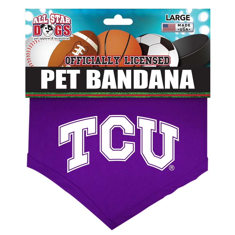 TCU Pet Bandana