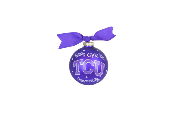 Coton Colors Dot Ornament - TCU