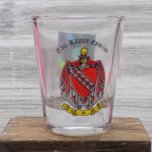 Shot Glasses - Tau Kappa Epsilon