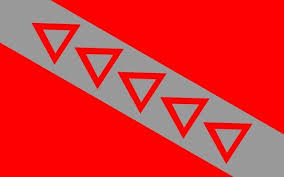 Fraternity Flag Decal - Tau Kappa Epsilon