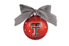 Coton Colors Dot Ornament - Texas Tech