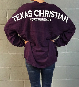 Spirit Jersey - Texas Christian