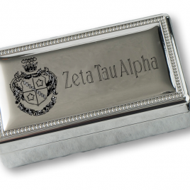 Pin Box - Zeta Tau Alpha